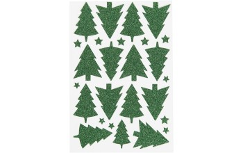 "Lipdukai ""Christmas Tree"", 26vnt."