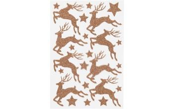 """Lipdukai """"Deer"""" 24vnt."""