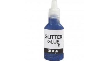"Klijai su blizgučiais ""Glitter Glue Dark Blue"""