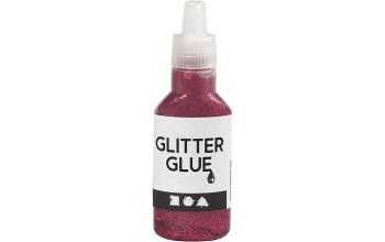 """Klijai su blizgučiais """"Glitter Glue Pink"""""""