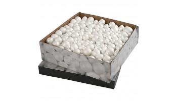 Jūros putos burbulų ir kiaušinių rinkinys 550 vnt, 1,5-6,1 cm