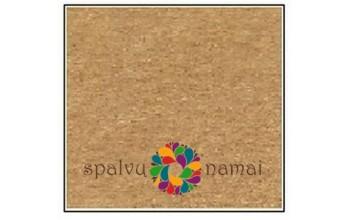 "Perdirbtas popierius ""Craft paper light browny"" A4, 1vnt."