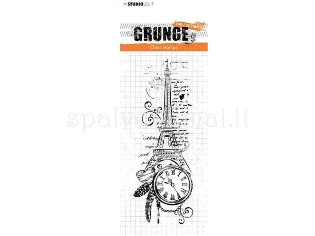 "Akriliniai antspaudukai ""Studio Light Stamp Grunge Collectin 452"""