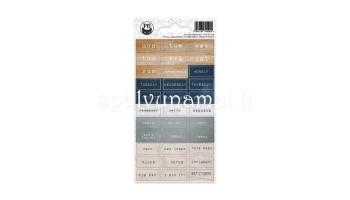 "Lipdukai ""Sticker Sheet Journal"""