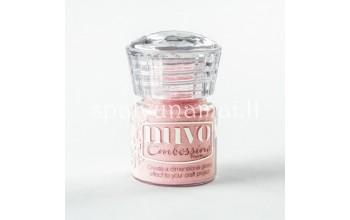 """Reljefiniai milteliai - emalė """"Tonic Studio Nuvo: Ballerina Pink"""""""