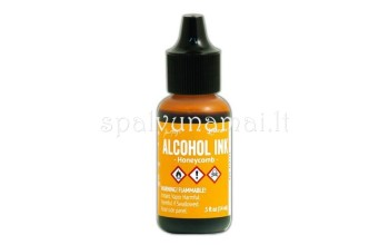 "Alkoholinis rašalas ""Ranger Alcohol Ink Honeycomb"""