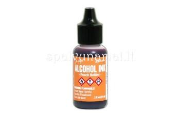 "Alkoholinis rašalas ""Ranger Alcohol Ink Peach Bellini"""