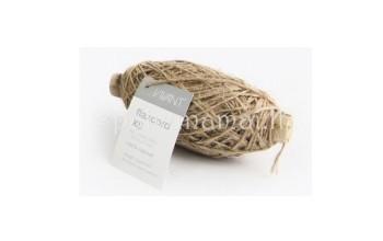 """Džiuto virvelė """"Jute Flax cord natural"""", 50m"""