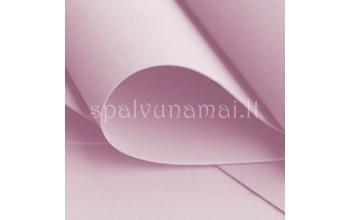 "EVA guma gėlėms ""Foamiran Light Lilac 0,5mm"", 30x35cm"