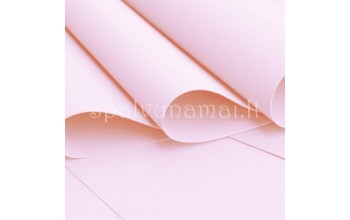 "EVA guma gėlėms ""Foamiran  Light Pink 0,5mm"", 30x35cm"
