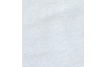 """Dirbtinis veltinis (filcas) """"Fine glitter"""" White, 30x40 cm"""