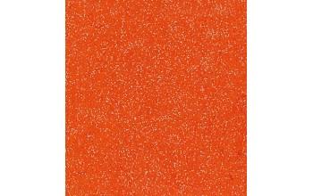 """Dirbtinis veltinis (filcas) """"Fine glitter"""" Orange, 30x40 cm"""