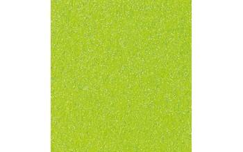 """Dirbtinis veltinis (filcas) """"Fine glitter""""Pistachio Green, 30x40 cm"""