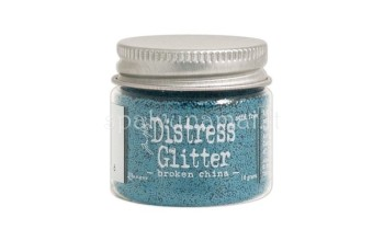 "Birūs blizgučiai ""Tim Holtz Distress glitter: Broken china"""