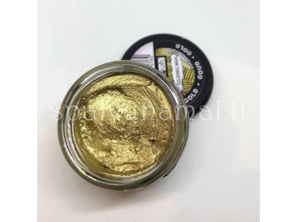"Vaškas ""Coosa Crafts Gilding Wax: Gold"""