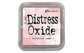 "Rašalas ""Distress Oxide: Tattered rose"""