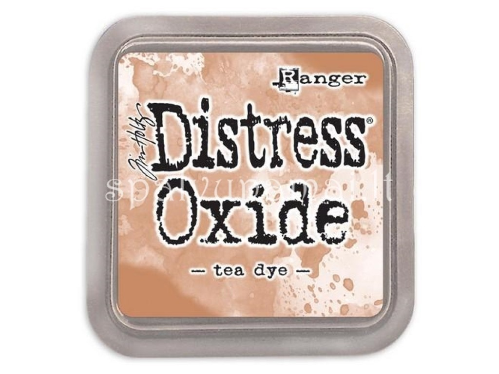 "Rašalas ""Distress Oxide: Tea Dye"""