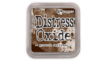 "Rašalas ""Distress Oxide: Ground Expresso"""