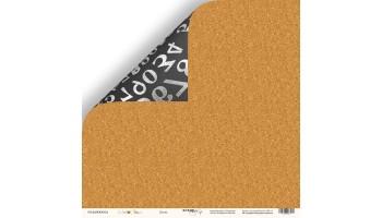 "Popierius dvipusis ""School Days: board"" 30,5x30,5 cm"