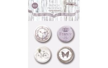 """Dekoracijų rinkinys """"French Provence"""", 4vnt."""