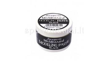 """Struktūrinė pasta """"Modelling Paste Black"""", 150ml"""