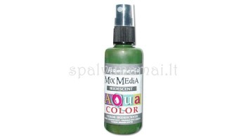 "Purškiami dažai ""Aquacolor Spray Iridescent Green"", 60ml"