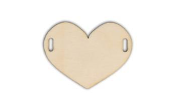 "Medinė formelė ""Heart"""