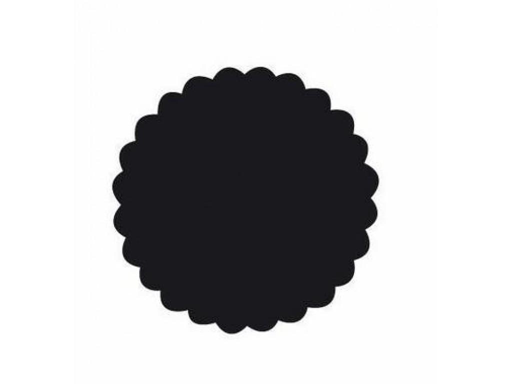 "Dek. skylamušis ""Scalloped Circle 25mm"""