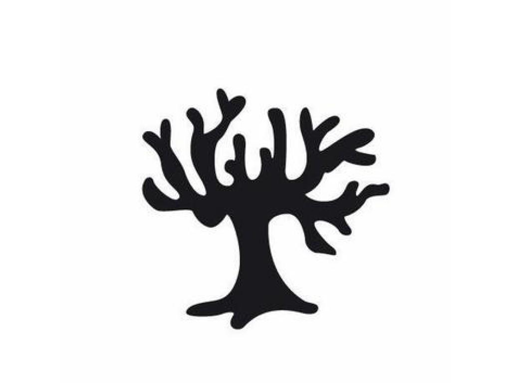 """Dek. skylamušis """"Tree 25mm"""""""