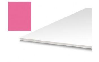 "Minkštas crepla popierius ""Foam Rubber Pink 2mm"", A3 formatas"