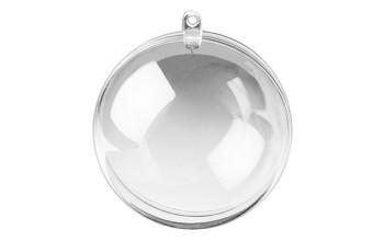 """Plastikinis burbulas """"Plastic Ball Shape"""", 12cm"""