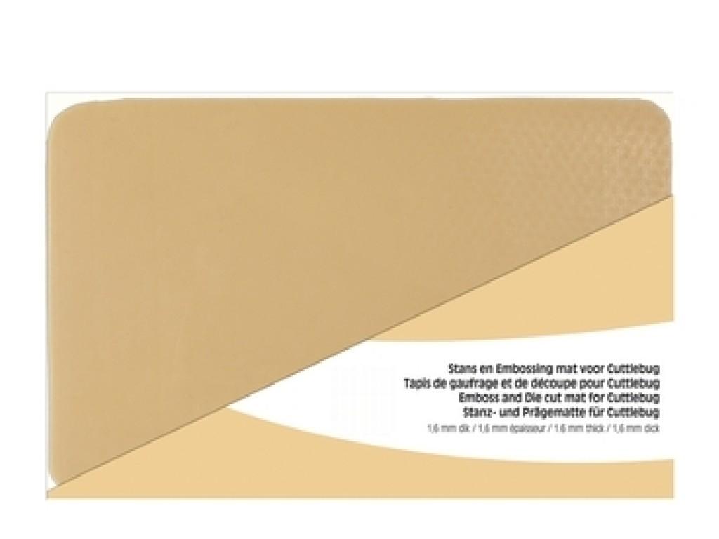 Silikoninis kilimėlis reljefo įspaudimui naudojant metalinius trafaretus