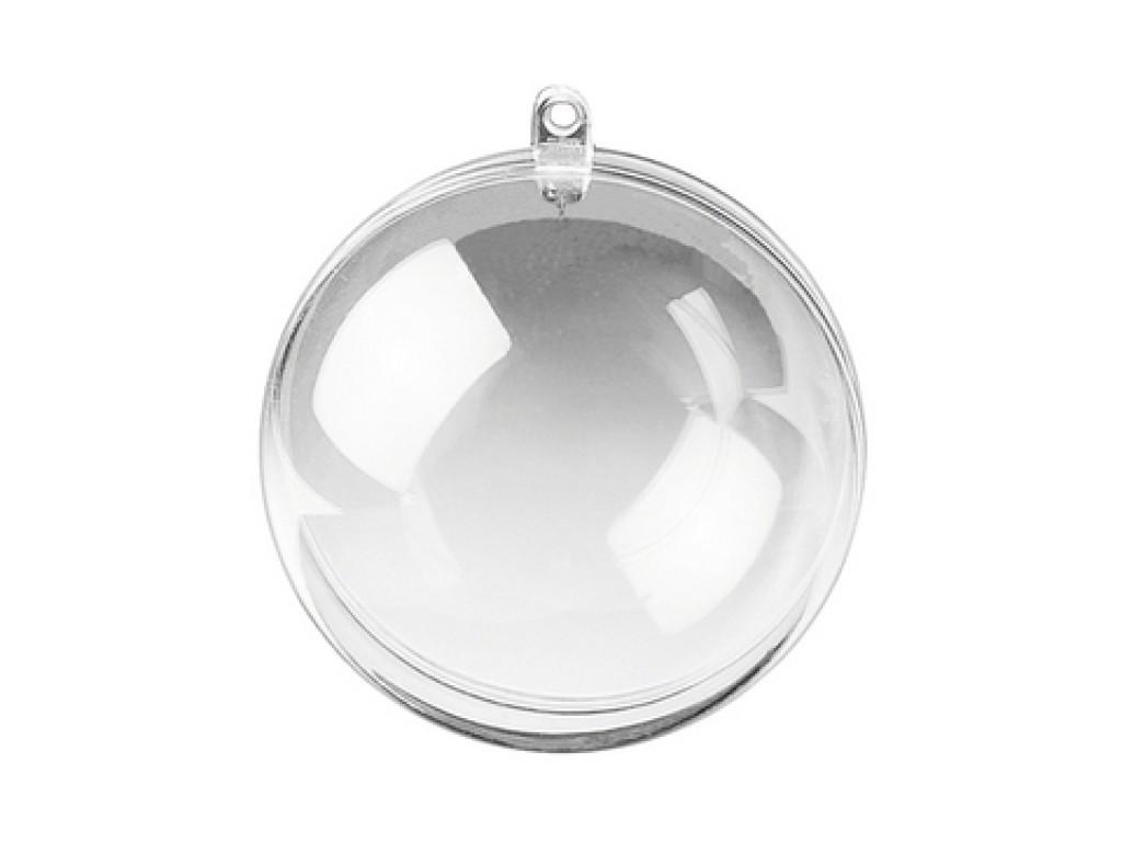 """Plastikinis burbulas """"Plastic Ball Shape"""", 8cm"""
