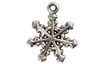 """Metalinis pakabukas """"Snowflake-5"""""""