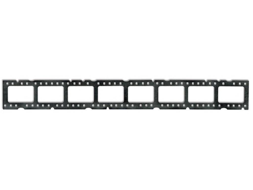 "Kirtimo formelė ""Sizzix Decorative Strip Sizzlits - TH Filmstrip Frames"""