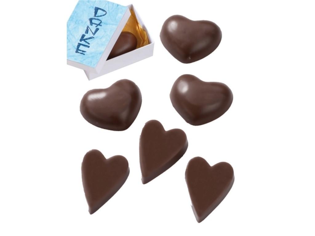 "Lanksti formelė šokoladui ""Little Hearts"""