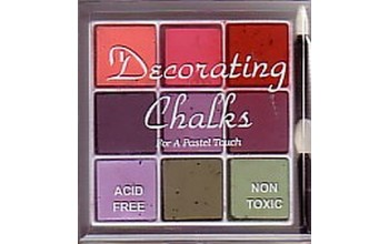 """Kreidiniai dažai """"Pastel Chalk Colours Kit-2"""""""