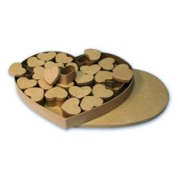 """Kartoninė dėžutė """"Heart maxi"""""""