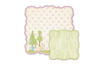 """Popierius """"WRMK: Cotton Tail - English Garden"""""""