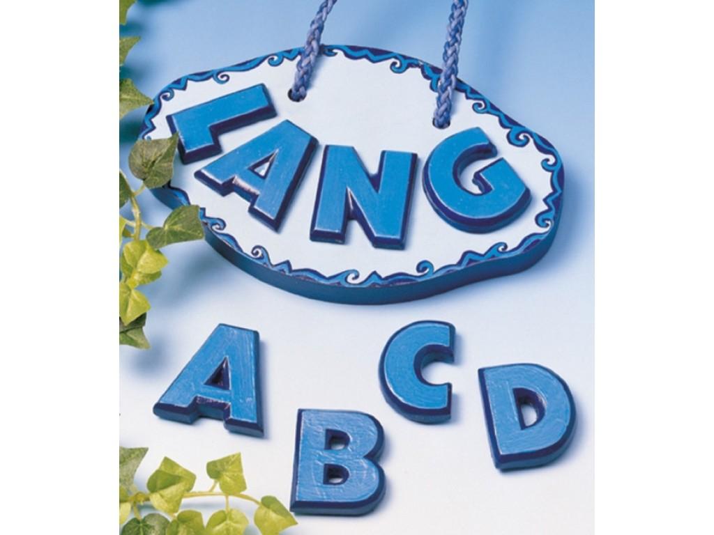 "Formelė ""Letters (A-Z)"""