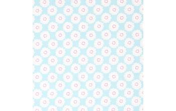 """Audinys """"Abbygale: Daisy aqua"""", 137x50cm"""