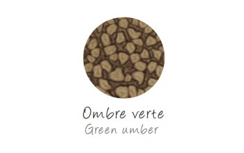 "Korio efekto dažai ""Pebeo Fantasy Prisme: Green Umber"", 45ml"
