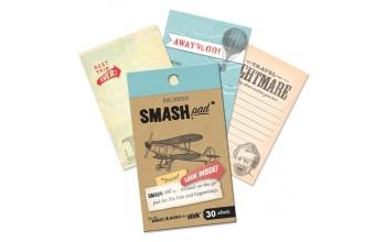 """Lapeliai užrašams """"Smash Travel Pad"""", 30vnt."""