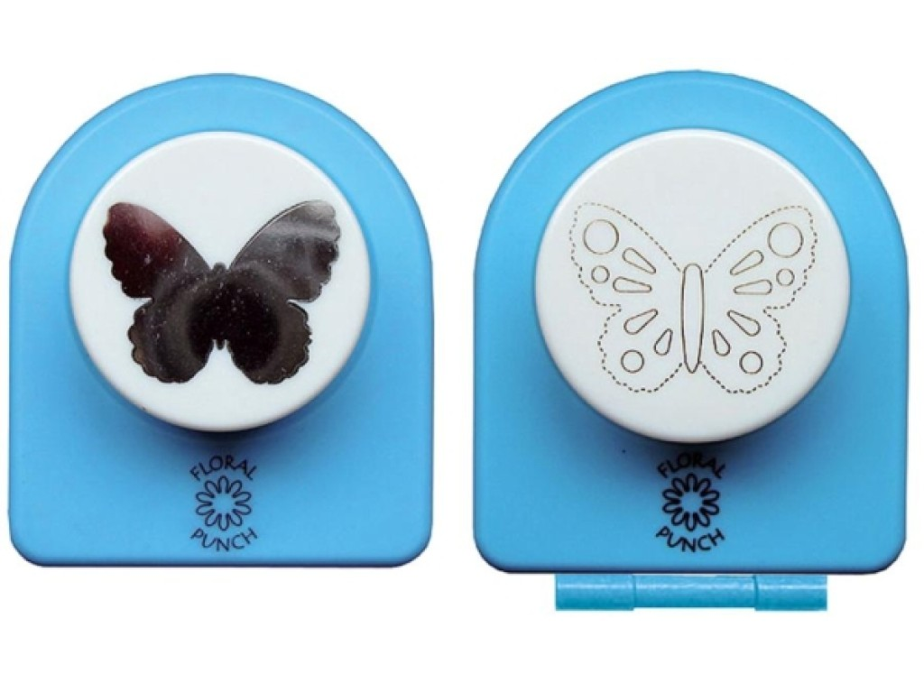 "Dek. skylamušis su reljefu ""Jumbo Butterfly"", 2vnt."