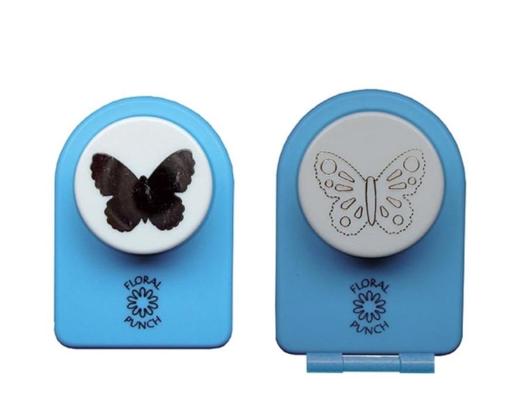 "Dek. skylamušis su reljefu ""Small Butterfly"", 2vnt."