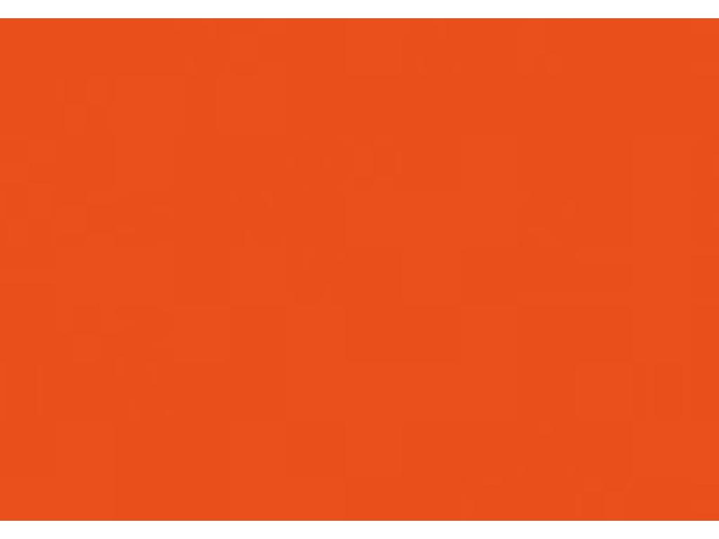 "Dirbtinis veltinis (filcas) ""Oranžinis / Red-Orange"""
