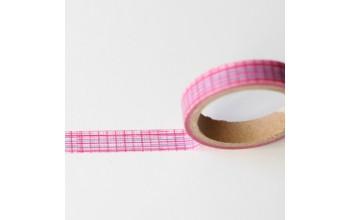 """Lipni popierinė juostelė """"Tissue tape: Roses-1"""""""