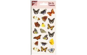 "Nutrinami lipdukai ""Butterfly"""