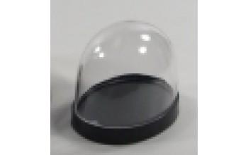 "Sniego rutulys (ovalas) ""Snow ball oval"", 7x5,2cm"