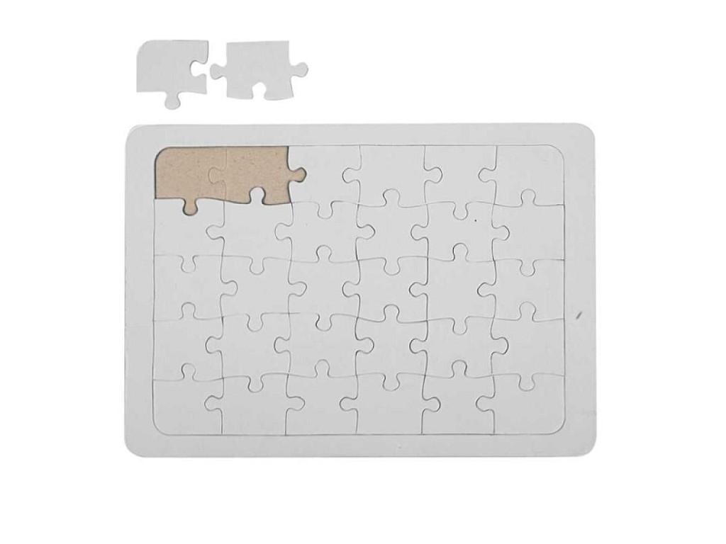 "Dėlionė ""Jigsaw Puzzle White"", 15x21cm"